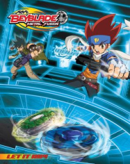 Beyblade Metal Fusion streaming