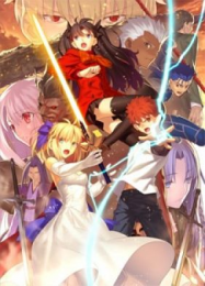 Fate/stay night: Unlimited Blade Works (TV) 2nd Season - Sunny Day streaming