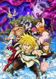 Film-The Seven Deadly Sins: Prisoners of the Sky En Streaming Vostfr
