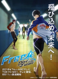 Free! Dive To The Future En Streaming Vostfr