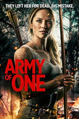 Army of One (2021) streaming
