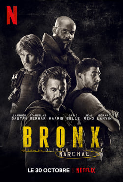 BRONX streaming