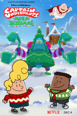 CAPTAIN UNDERPANTS MEGA BLISSMAS streaming