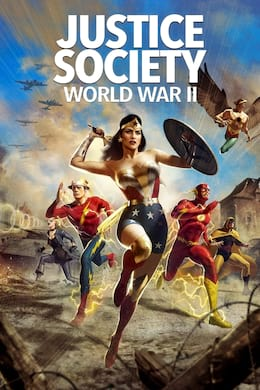 Justice Society: World War II streaming