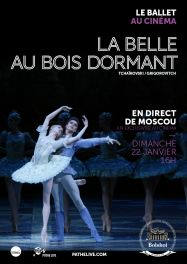 La Belle au bois dormant (Bolchoï-Pathé Live) streaming