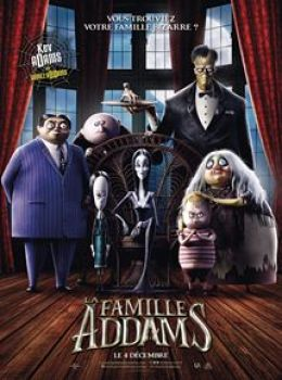 LA FAMILLE ADDAMS (2019) streaming