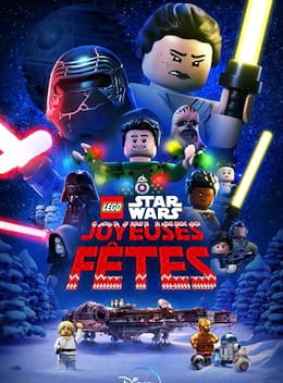 LEGO STAR WARS : JOYEUSES FÊTES streaming