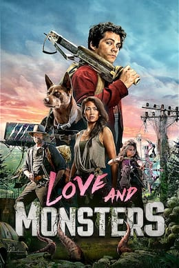 LOVE AND MONSTERS streaming