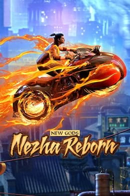 New Gods: Nezha Reborn streaming