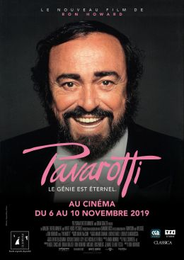 Pavarotti streaming