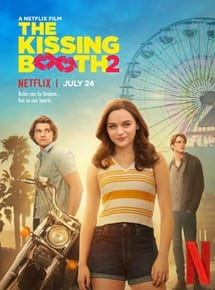 THE KISSING BOOTH 2 streaming