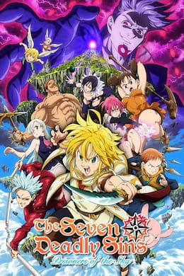 The Seven Deadly Sins: Prisoners of the Sky streaming