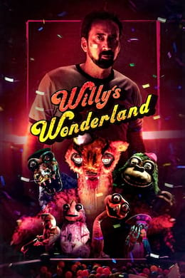 WILLY'S WONDERLAND streaming
